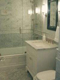 Small Luxury Bathroom | Houzz