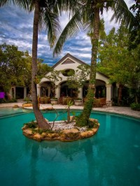 Palm Tree Backyard Ideas, Pictures, Remodel and Decor