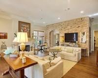 Craftsman New Orleans Living Room Design Ideas, Remodels ...