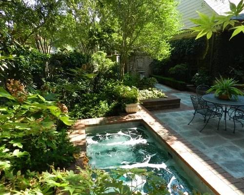 Courtyard Gardens Houzz