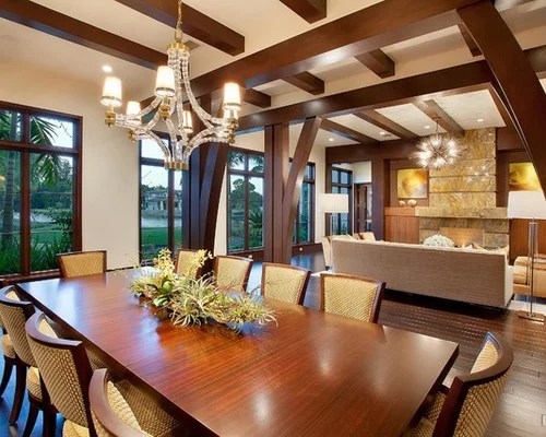 Dark Wood Beams Design Ideas Amp Remodel Pictures Houzz