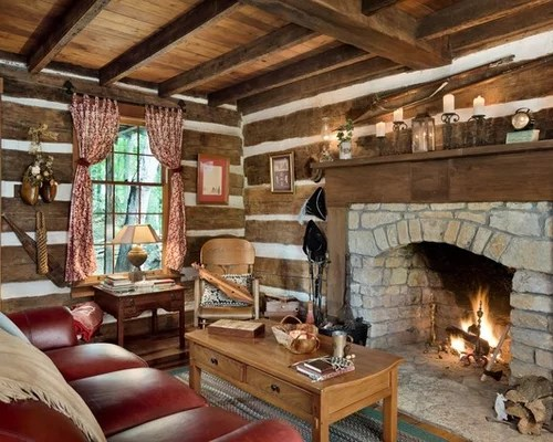 Vintage Cabin Home Design Ideas Pictures Remodel And Decor