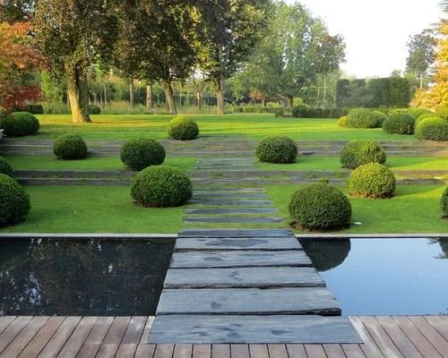 Jardin contemporain  Photos et ides dco de jardins