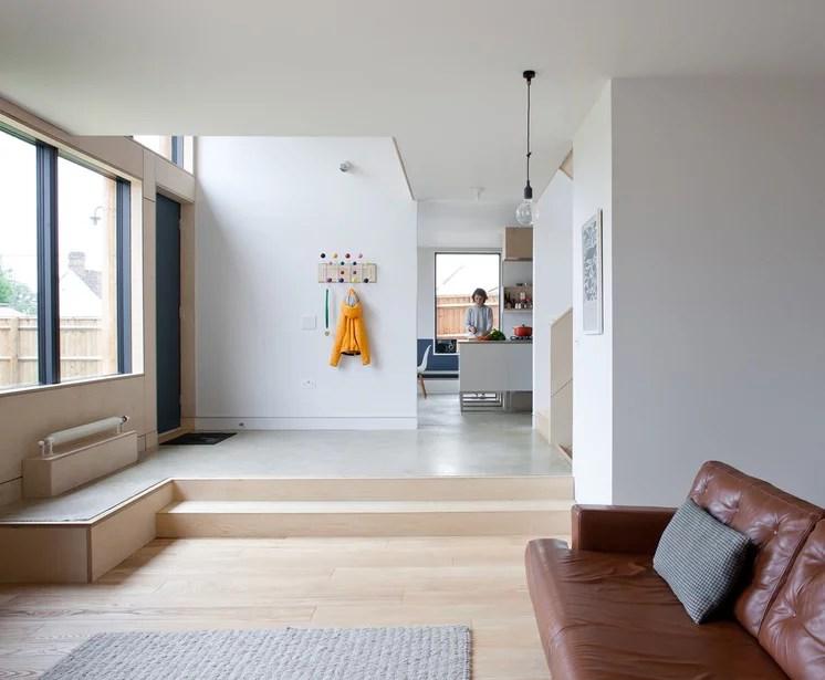 Scandinavian Entry by Mailen Design