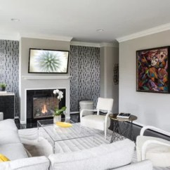 Gold And Grey Living Room Ideas Contemporary Modern Furniture Gray Photos Houzz Inspiration For A Large Transitional Formal Open Concept Dark Wood Floor Brown