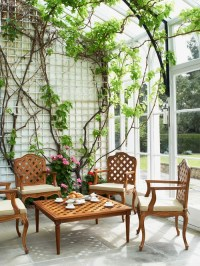 Indoor Trellis Home Design Ideas, Pictures, Remodel and Decor
