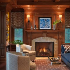 Living Room Design Pictures Remodel Decor And Ideas Wood Ceiling Designs Fireplace Surround Home Ideas, ...