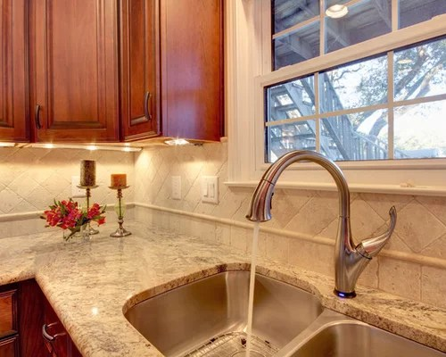 back splash for kitchens store sienna beige granite ideas, pictures, remodel and decor