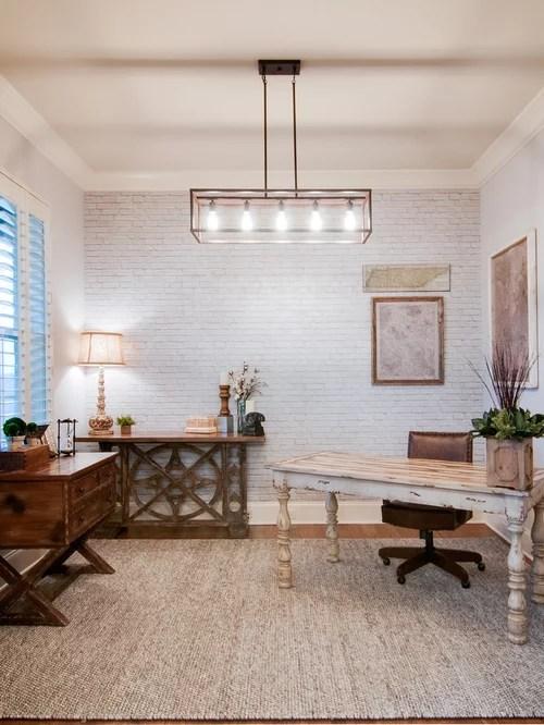 Farmhouse Home Office Design Ideas Remodels Amp Photos