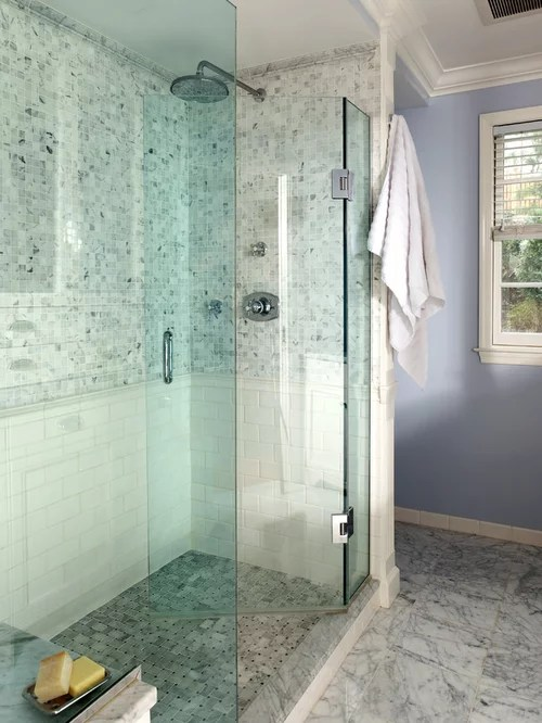 Two Tone Tile Home Design Ideas Pictures Remodel and Decor