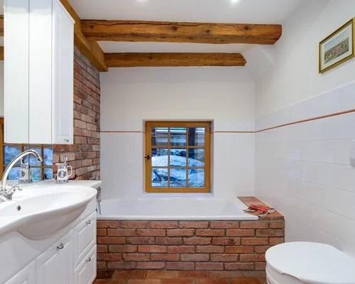Rustikale Badezimmer DesignIdeen  Beispiele fr die