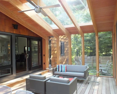 25 Best Modern ScreenedIn Porch Ideas  Decoration