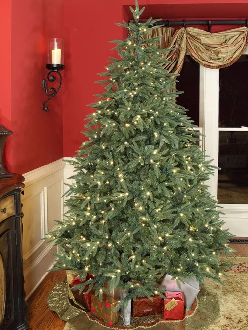 lights for living room singapore decorating open plan kitchen aspen fir rustic christmas tree in
