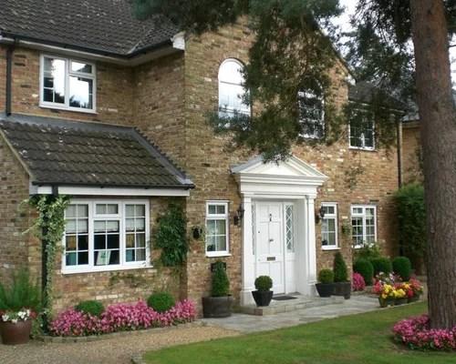 farmhouse landscape home design