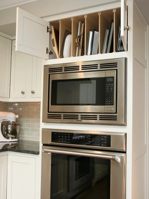 Cookie Sheet Storage  Houzz