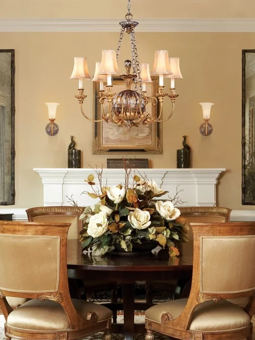 Dining Room Table Centerpiece  Houzz