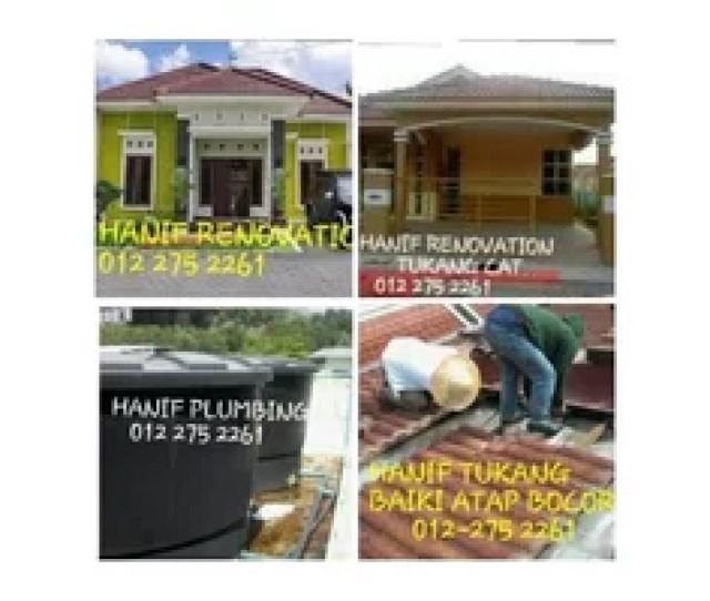 Subang Jaya Renovation Dan Tukang Cat  Hanif