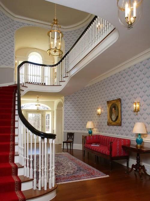 kitchen backsplash wallpaper remodel estimator federal style home design ideas, pictures, and decor