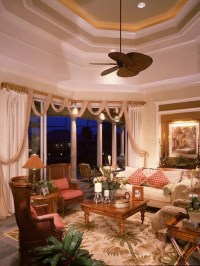 Ceiling Scarf Ideas, Pictures, Remodel and Decor