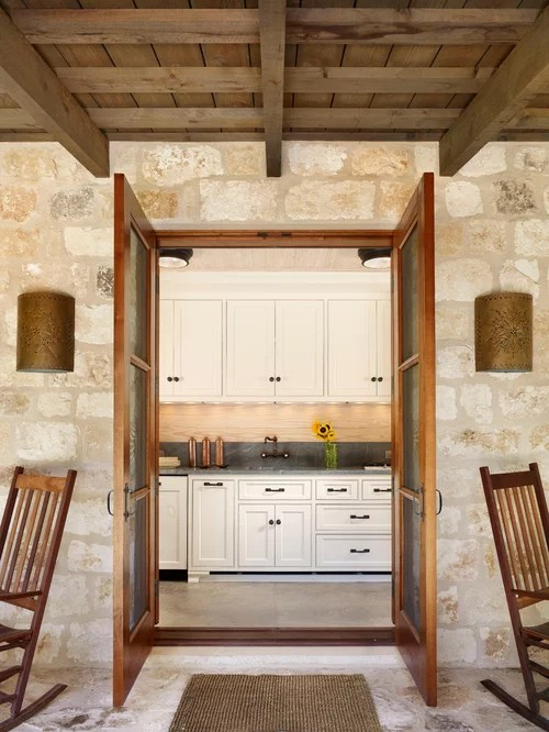 Texas Hill Country Limestone Houzz