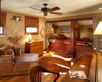 Western Theme Bedroom Ideas, Pictures, Remodel and Decor