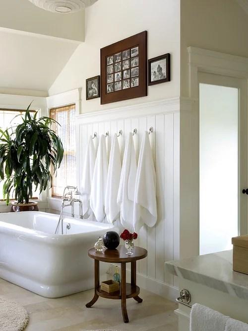 bathroom towel hook | houzz