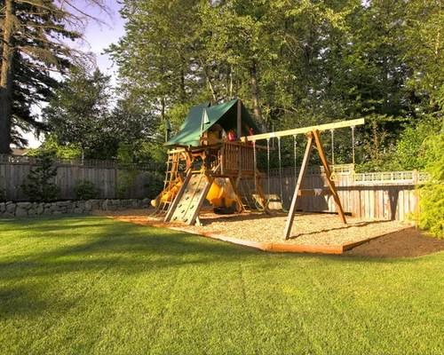 swing set ideas remodel