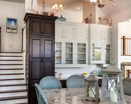 Lake House Kitchen Houzz