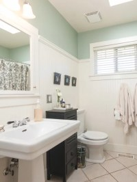 how high should wainscoting be in a bathroom - 28 images ...