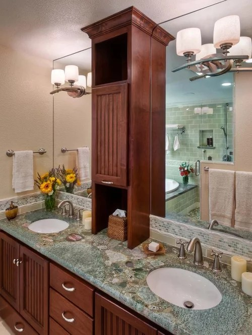 Vanity Towers Home Design Ideas Pictures Remodel and Decor