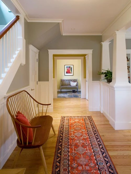 Board And Batten Hallway Design Ideas Pictures Remodel
