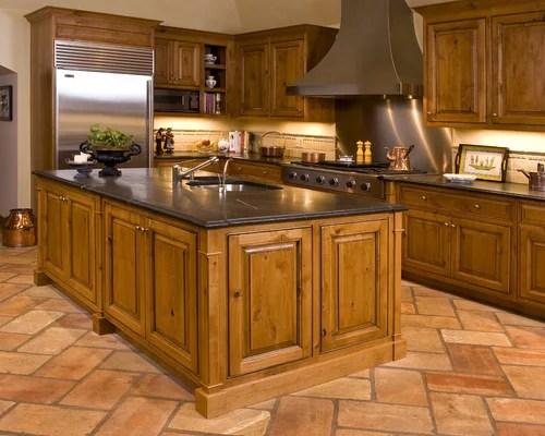Glazed Knotty Alder Cabinet Home Design Ideas Pictures