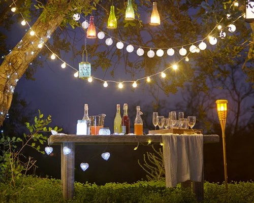 Outdoor Garden Lighting Ideas Pictures Remodel And Decor