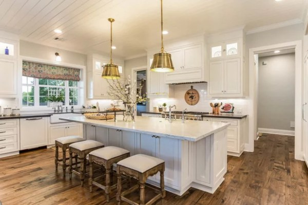 warm kitchen design 9 Tips for Creating an Inviting White Kitchen