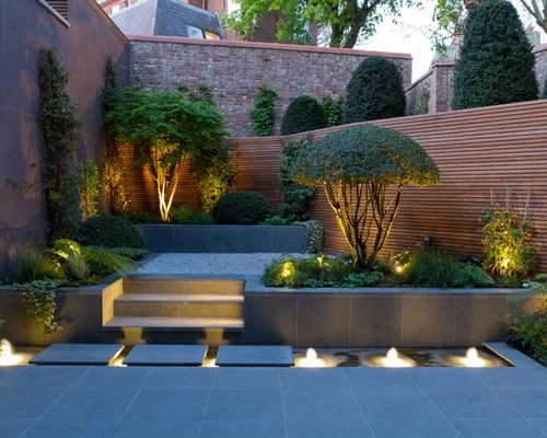 Split Level Garden Home Design Ideas Renovations & Photos