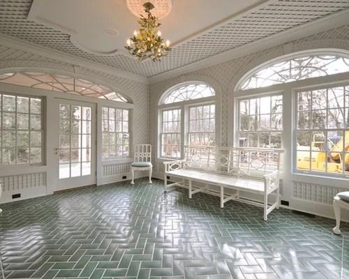 Sunroom Flooring Ideas