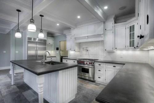 kitchen islands for sale gray cabinets black concrete countertop home design ideas, pictures ...