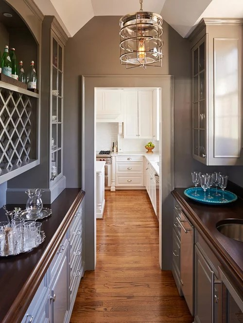 Butler Pantry Home Design Ideas Pictures Remodel and Decor