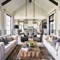 Living Room Design With Grey Walls Furniture Ideas 75 Most Popular Gray For 2019 Example Of A Transitional Open Concept Carpeted And Floor In Other