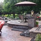 Knollwood Remodel Exterior  Modern  Patio  Austin  by