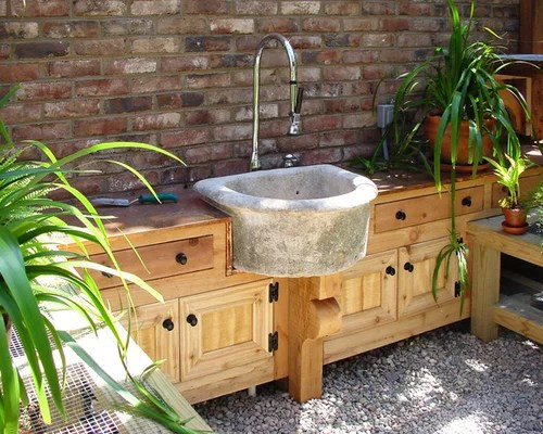 Garden Sink Houzz