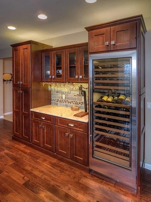 Knotty Alder Cabinets Houzz