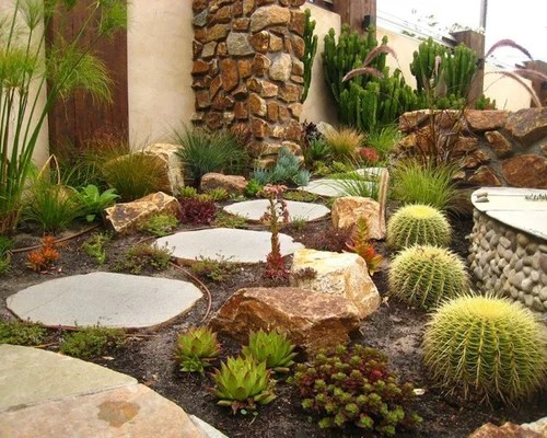 Cactus Garden Home Design Ideas, Pictures, Remodel And Decor