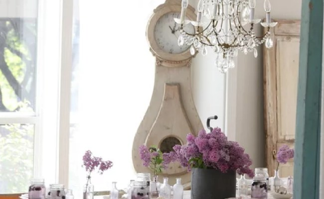 Shabby Chic Chandelier Home Design Ideas Pictures
