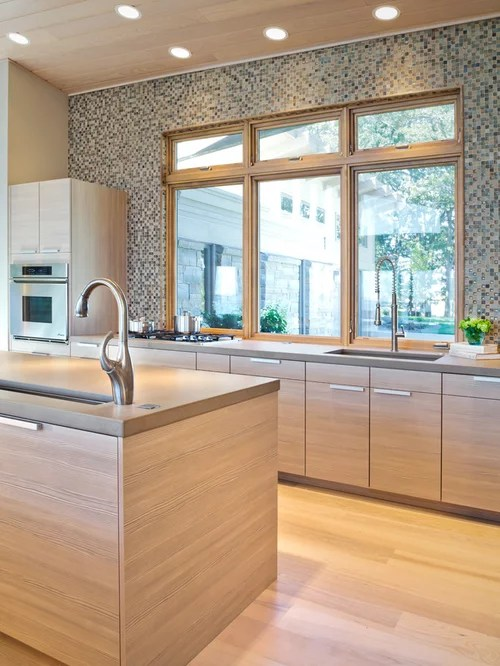 Full Wall Backsplash  Houzz