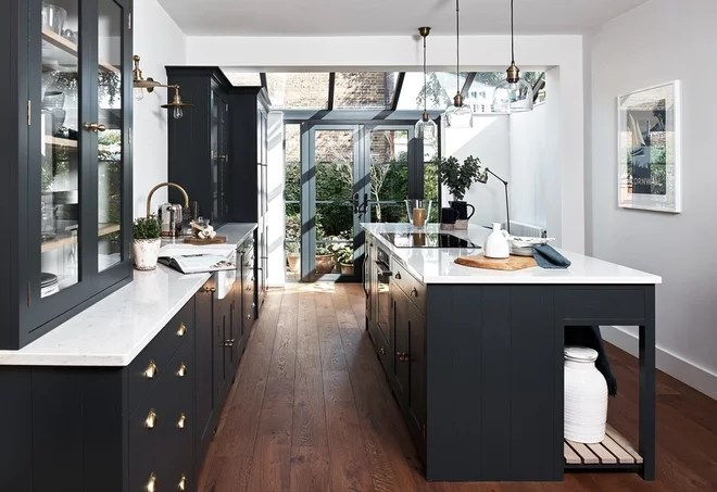 Transitional Kitchen by House of Beulah