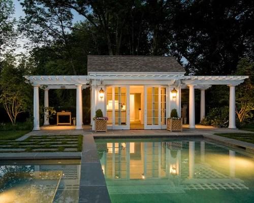 Pool House Cabana