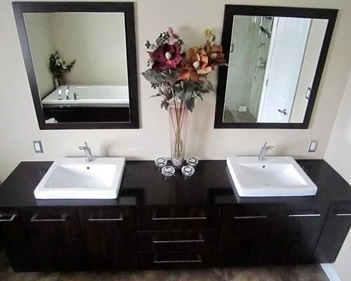 Large Bathroom Vanity  Houzz