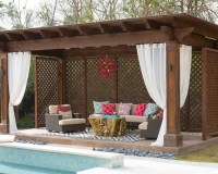 Pool Cabana: Ideas & Photos