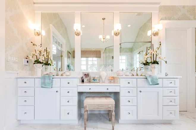 Beach Style Bathroom by Progress Lighting